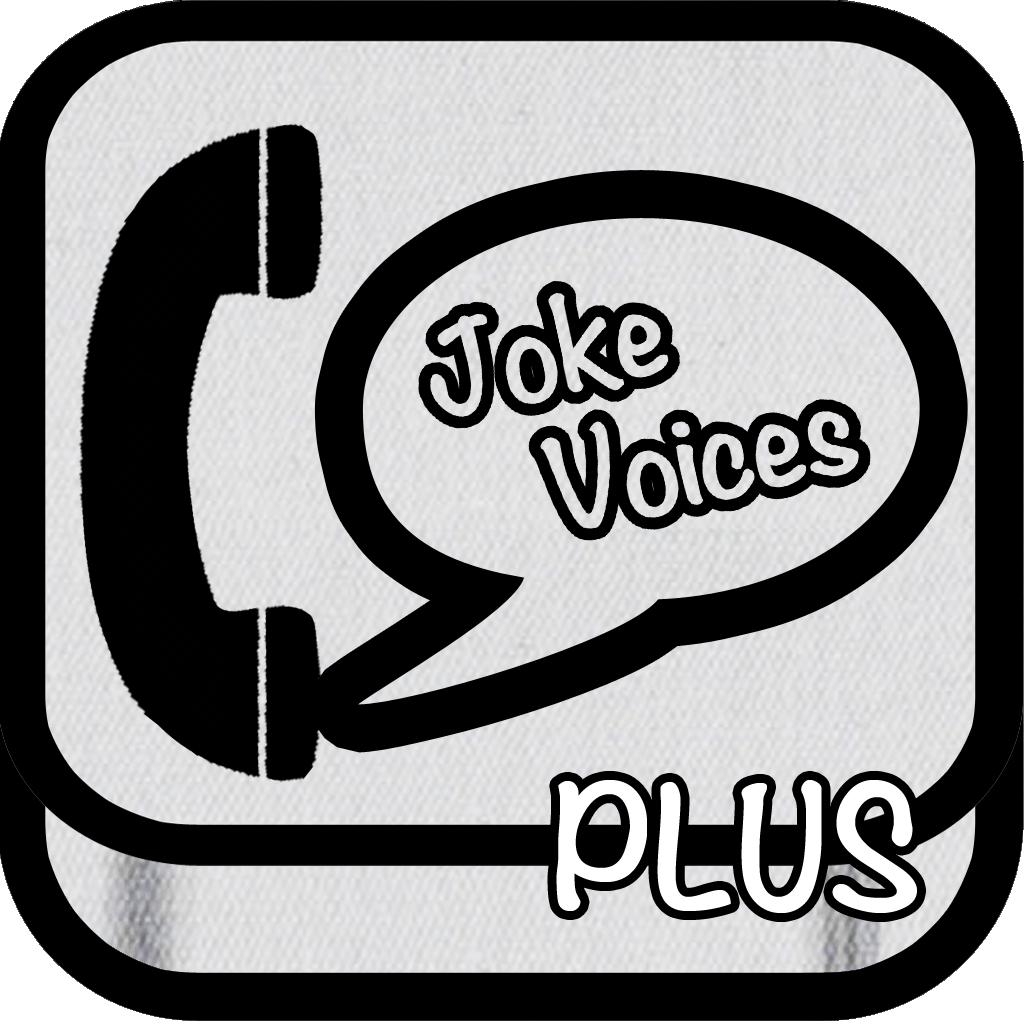 Joke Voices PLUS (AppStore Link)